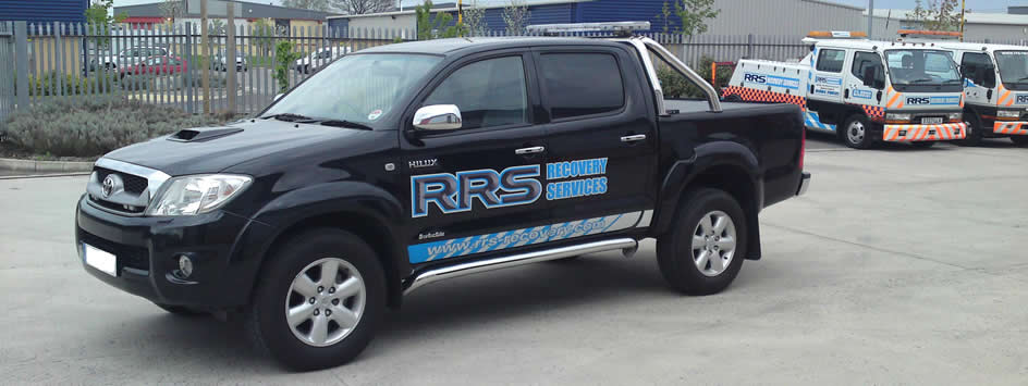 About Road Recorvery Services York