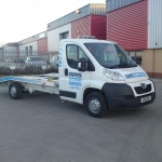 RRS Recovery 3.5T recovery vehicle