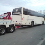 RRS Recovery Arkroyal Towing Iveco Coach