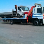 RRS Recovery DAF Accident Unit