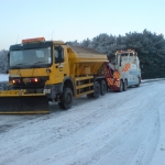 gritter rear lift