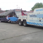 RRS Recovery recoving a Optare