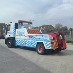 RRS Recovery Iveco underlift