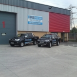 RRS Recovery Services Hilux & L200