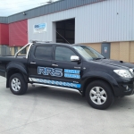 RRS Recovery Toyota Hilux Invincible