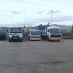 RRS Recovery Transporters & Mitsubishi Canter