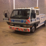 RRS Recovery Services Canter