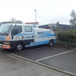 RRS Recovery Mitsubishi canter
