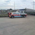 RRS Recovery Mitsubishi Canter Spectacle Lift