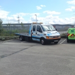RRS Recovery Iveco 65c15