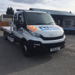 New Iveco Transporter